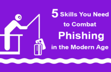 Phishing: 5 Skills We Need to Combat It in the Modern Age