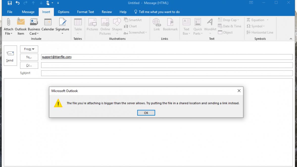 Outlook-Attachment-File-Size-Limit