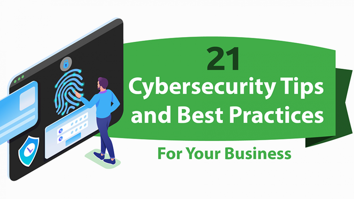 Cybersecurity tips and best practices