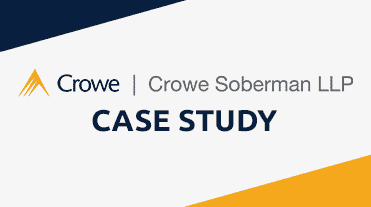 Crowe Soberman Case Study