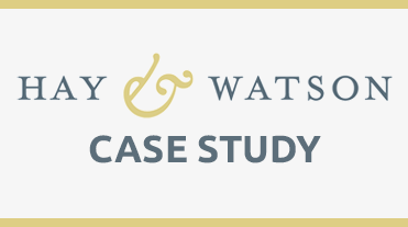 Hay & Watson Case Study